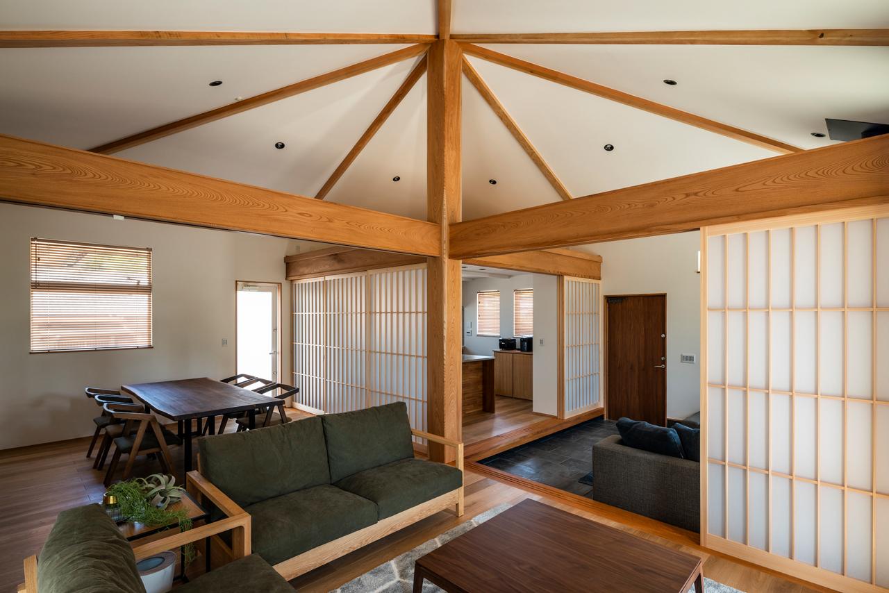 【 里山にたたずむ和モダンの平屋 】 モデルハウス完成見学会@まんのう町