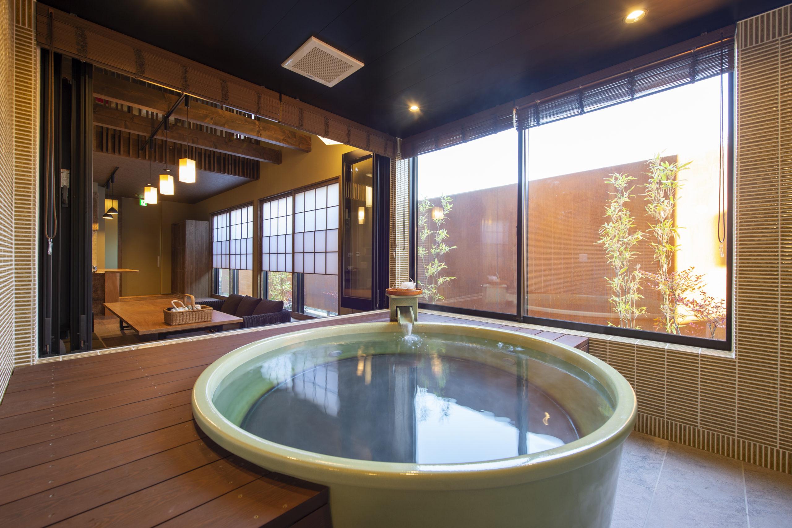 高瀬茶の湯 ゲストハウス JIJI